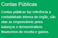 Transparência - Contas Públicas
