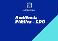 CMPL convida à população para acompanhar Audiência Pública