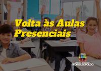 Pedro Leopoldo está se preparando para a volta das aulas presenciais