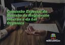 Revisão de Regimento Interno e da Lei Orgânica acontecerá na CMPL