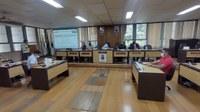 Vereadores se reuniram com responsáveis pela pasta de Segurança Pública do executivo